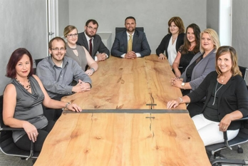 The staff at Burnside Law, LLC