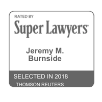 Super Lawyers - Jeremy M. Burnside